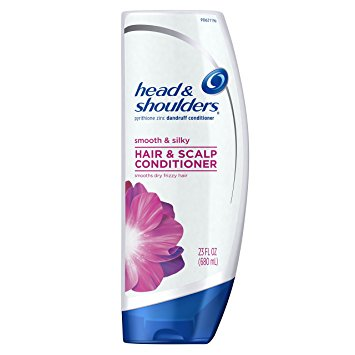Head and Shoulders Smooth and Silky Conditioner 23 Fl Oz
