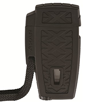 Xikar Stratosphere High Altitude Black Torch Lighter