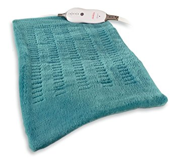 Sunbeam 938-511 Microplush King Size Heating Pad with LED Controller
