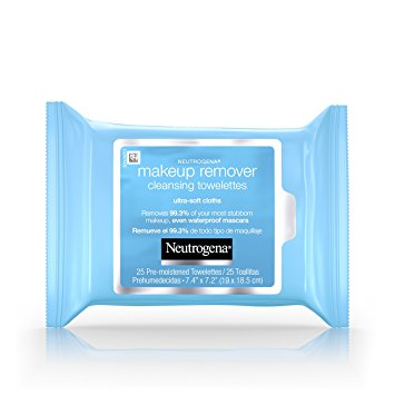Neutrogena Makeup Remover Cleansing Towelettes, 25 ct