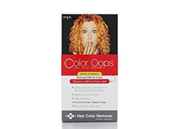 Developlus Color Oops Color Remover (Extra Strength)