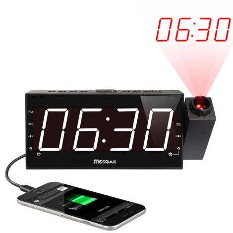 best projector alarm clock 2017 reviews guatemala times. Black Bedroom Furniture Sets. Home Design Ideas