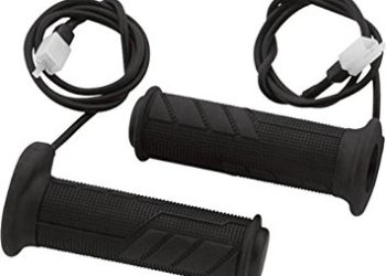 """BikeMaster 7/8"""" Motorcycle Heated Grips Set with Controller"""
