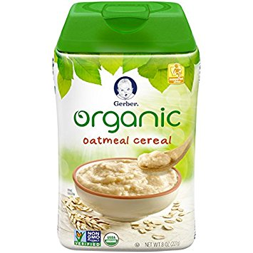 Best oatmeal for babies