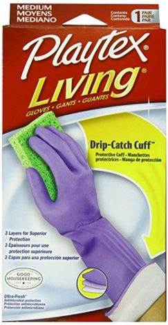 Playtex Gloves Playtex Living Medium (3-Pairs)