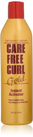 SoftSheen-Carson Care Free Curl Gold Instant Activator, 16 fl oz