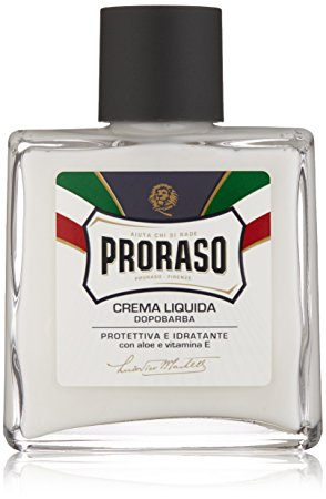 Proraso After Shave Balm Protective and Moisturizing, 3.4 Fl Oz