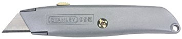 Stanley 10-099 6 in Classic 99® Retractable Utility Knife, 1-Pack