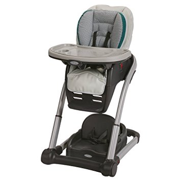 Graco Blossom 6 In 1 High Chair Sapphire
