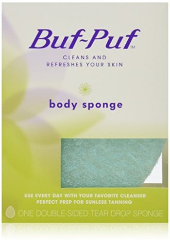 Buf-Puf Double-Sided Body Sponge (Pack of 6)